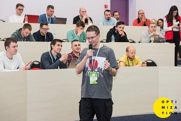 SEO конференция Optimization