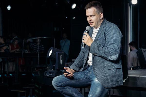 Дмитрий Голополосов aka Димок