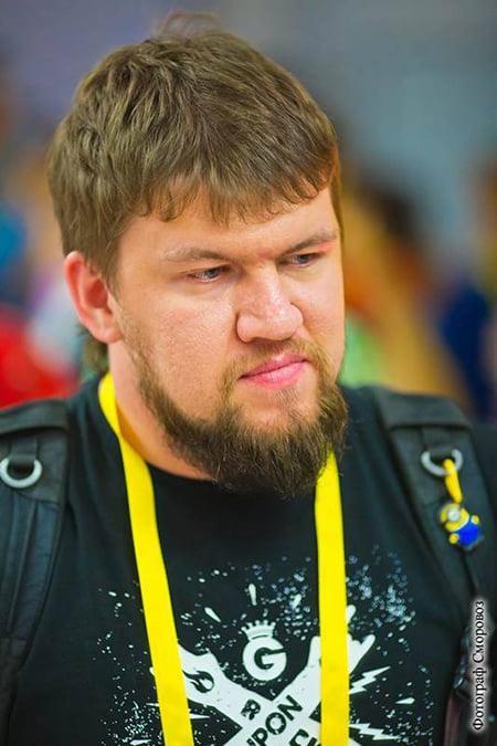 Виктор Каргин