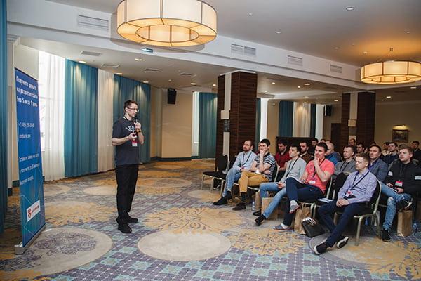 Конференция Smartconf.pro в Самаре