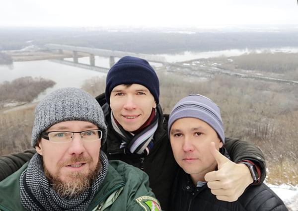 Андрей Буйлов и Артём Зорин