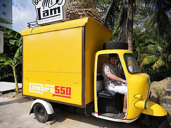 вьетнамские грузовички