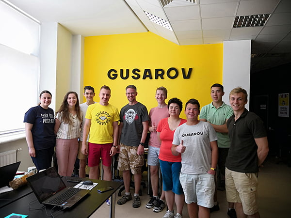 gusarov-group